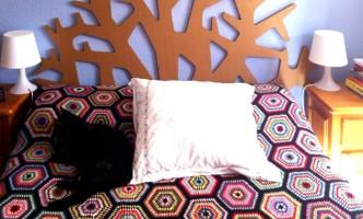cabecero carton decoracion sostenible hogar dormitorio cartonlab cardboard headboard (8)