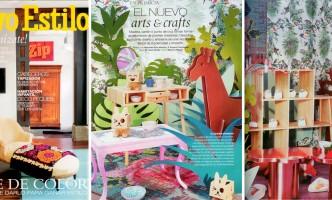 Nuevo Estilo reportaje cartonlab arts&crafts carton