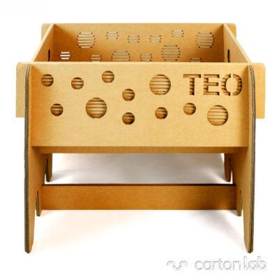 cuna carton finlandesa cartonlab cardboard cradle baby (2)