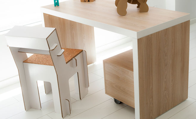 Home staging staging and cardboard furniture on pinterest - Muebles de carton ...
