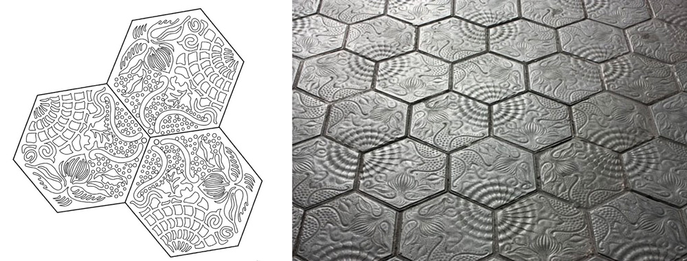 stand-carton-cartonlab-mido-2015-hexagonal-landscape-cardboard-08