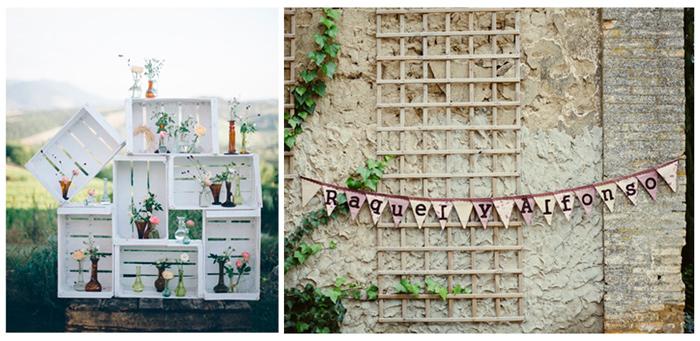 5 tendencias para decoraci n de boda vintage for Photocall boda vintage