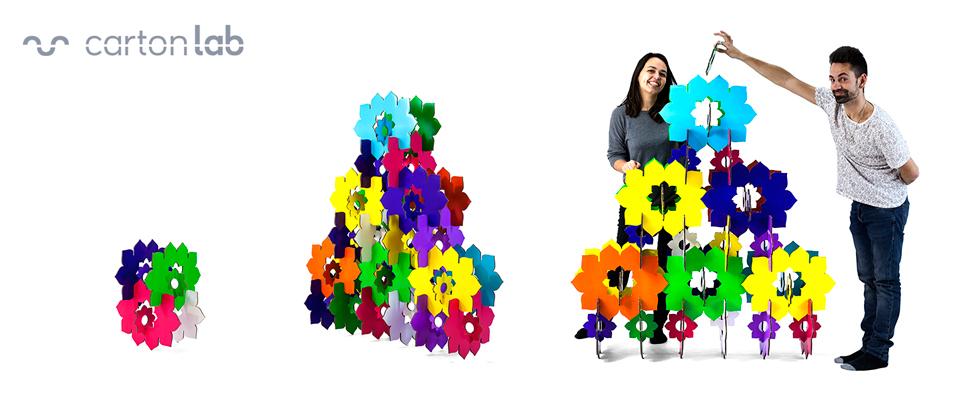 biombo-modulos-flores-carton-cartonlab