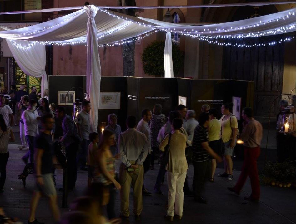 Noche-museos-exposicion-paneles-gaya-cartonlab