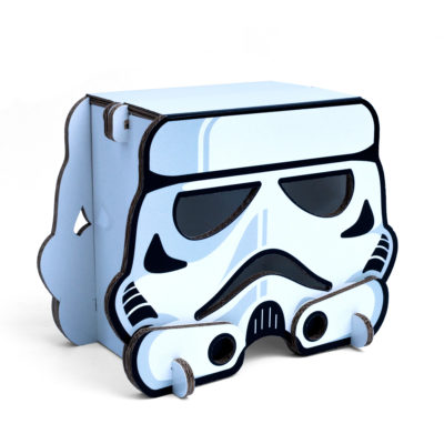 taburete stormtrooper cartonlab lampara 01