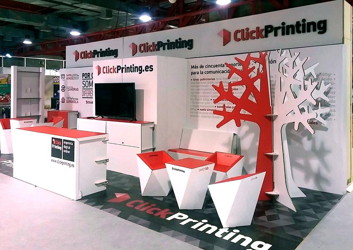 arbol carton personalizado cprint clikcprinting
