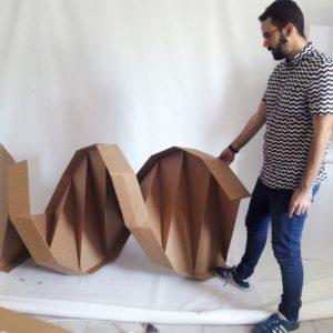 dna-structure-fold-adn-estructura-carton-plegable