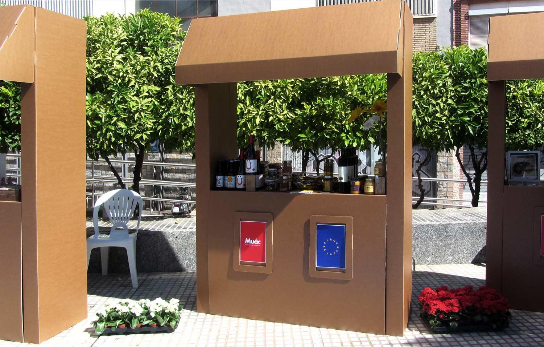 stands plaza dia europa actividades comercio asociacion comerciantes murcia 03