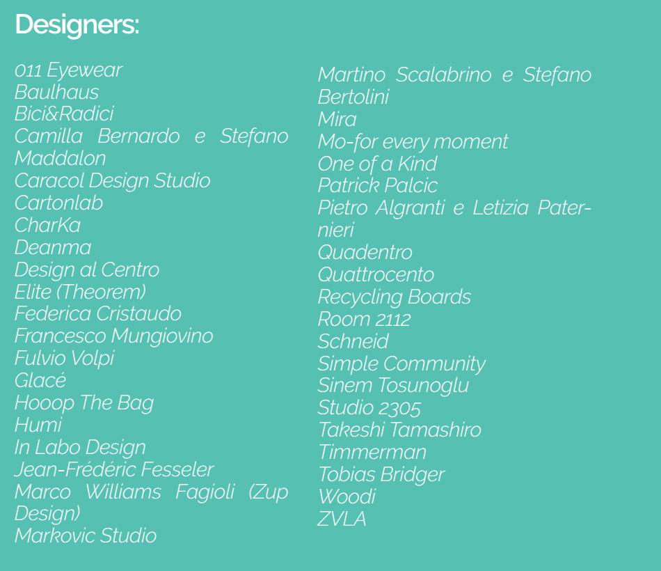diseñadores isola design district Diseño Murciano en Milán