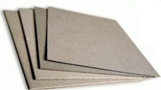 carton gris compacto