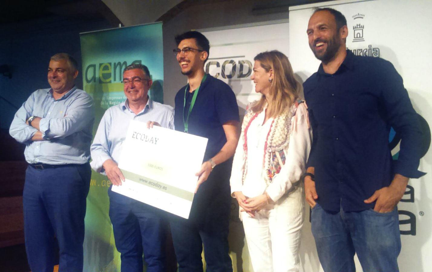 ecoday entrega premios