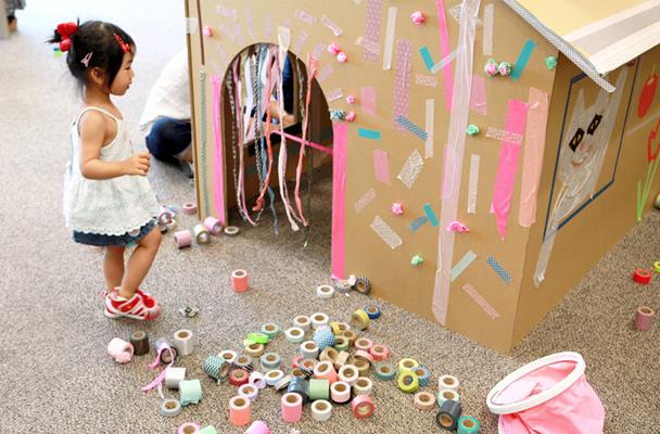 talleres taller de washi tape masking tape town