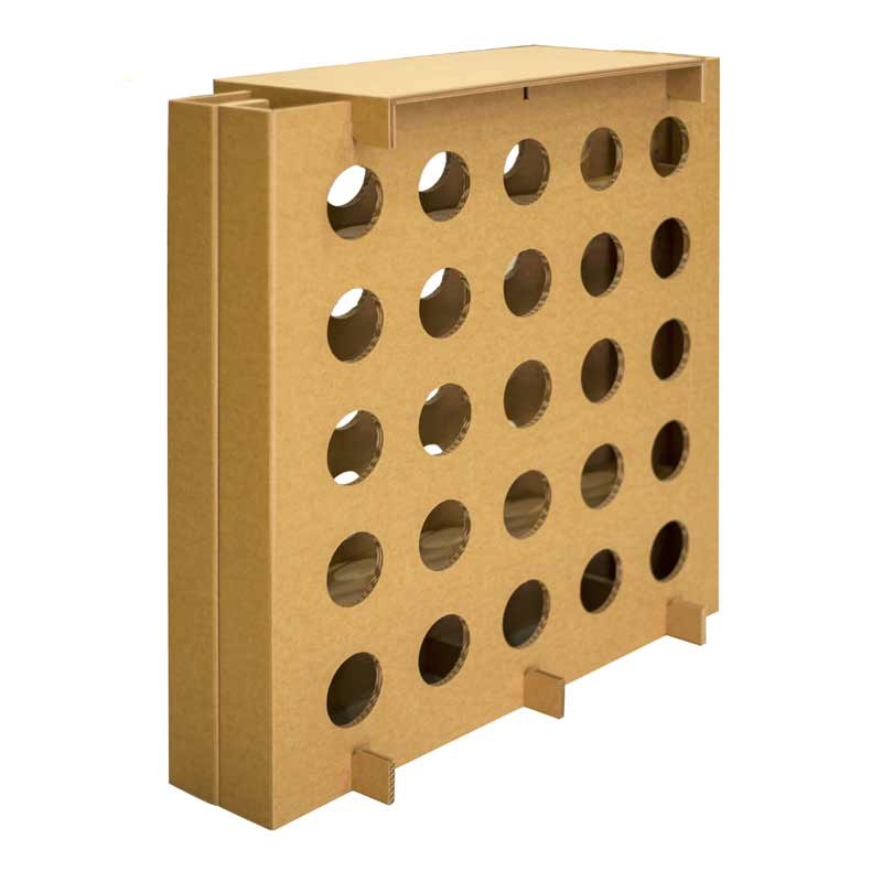 botellero carton cartonlab cardboard bottle rack (1)