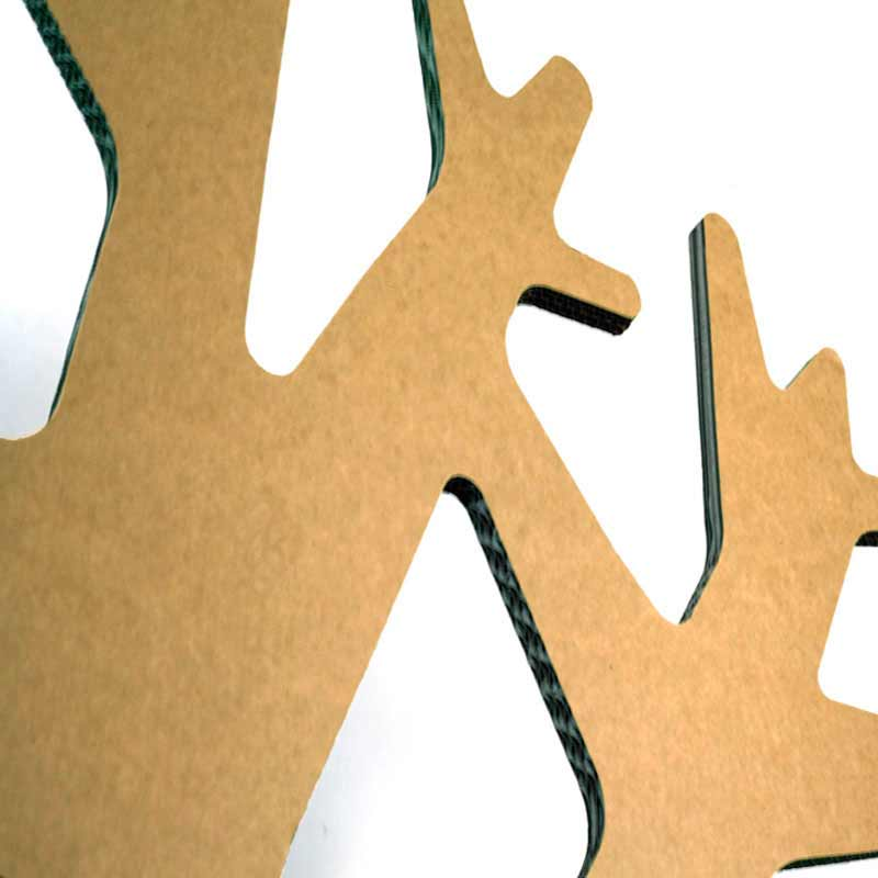 cabecero carton arbol cartonlab cardboard headboard 2
