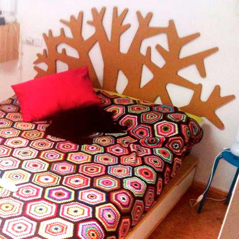 cabecero carton decoracion sostenible hogar dormitorio cartonlab cardboard headboard (4)