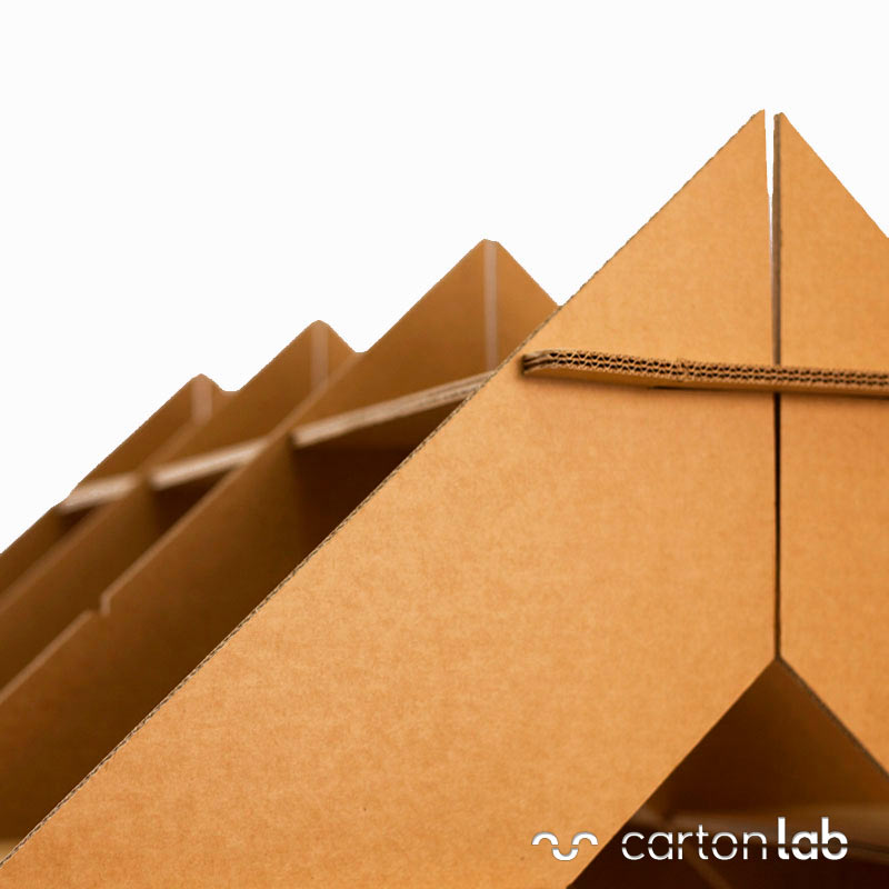 casita estanteria carton cartonlab cardboard house shelf bookshelves (4)
