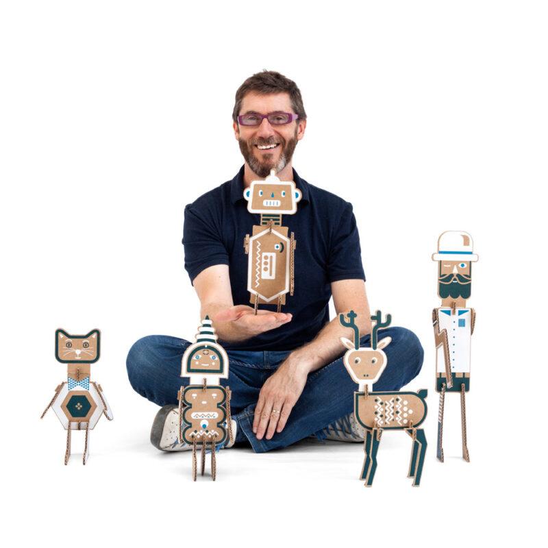 diego lizan mixit art toys carton