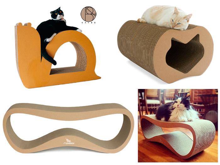 casa-rascador-para-gatos-cartonlab-cartón