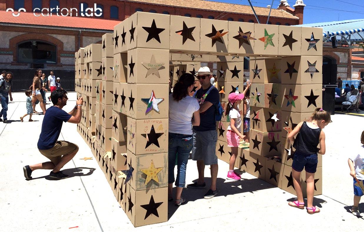 actividades infantiles cartonlab dia de la musica matmad 10