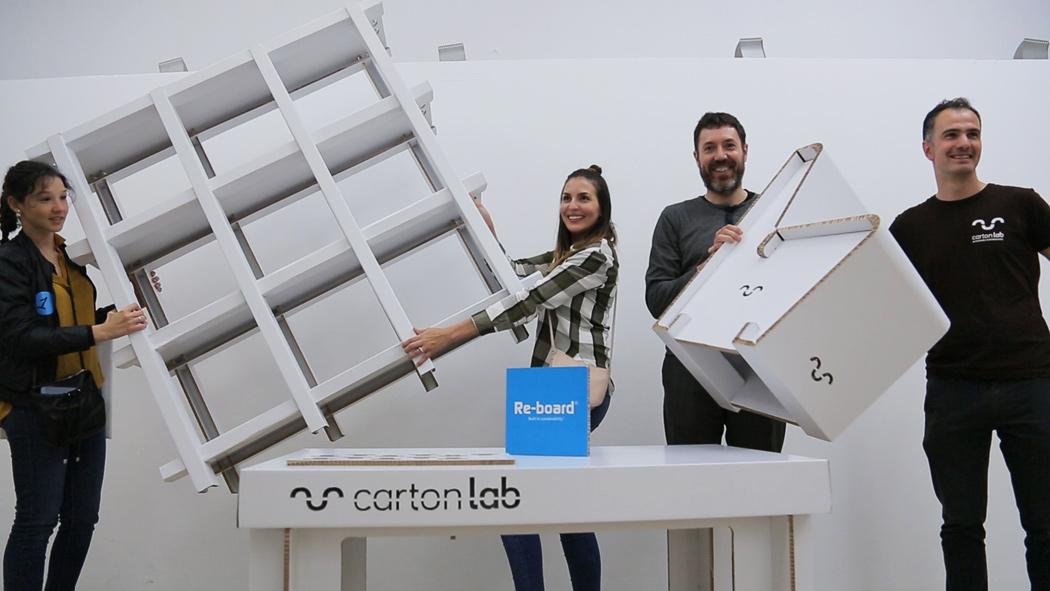 muebles-reboard-cartonlab-taller-día-del-papel