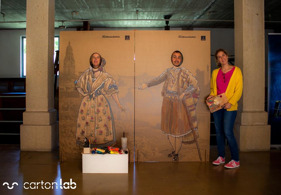 día-de-los-museos-exposicion-photocall-museo-molinos-del-río-cartonlab