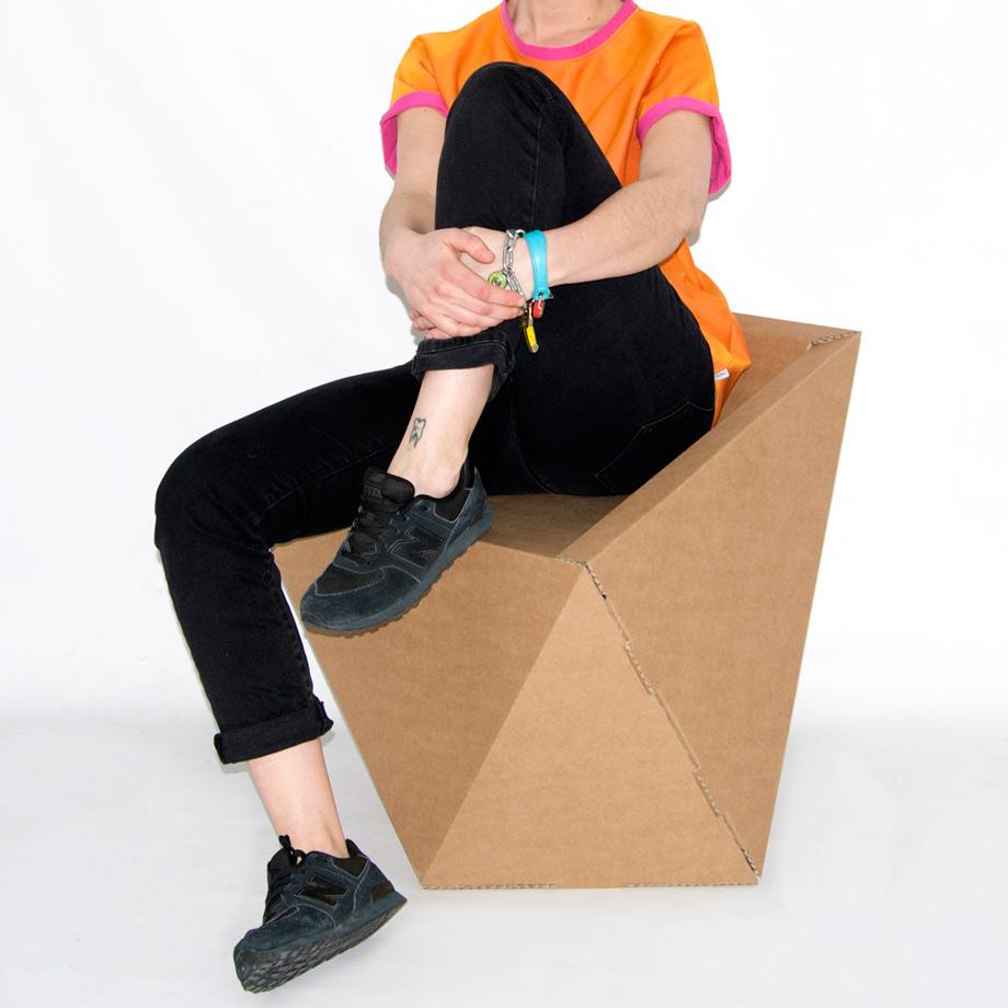 silla faceta carton cartonlab cardboard chair (3)
