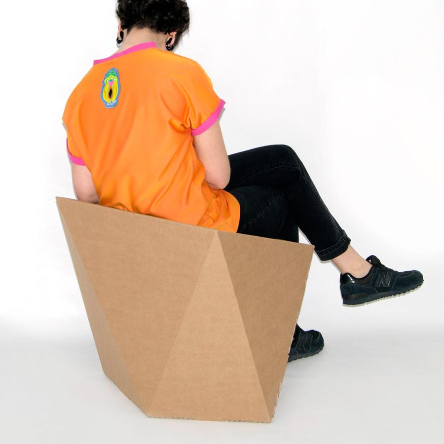 silla faceta carton cartonlab cardboard chair (4)