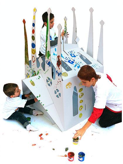 lafabricadekrto-cartonlab-diseño-carton-sagrada_familia-niños
