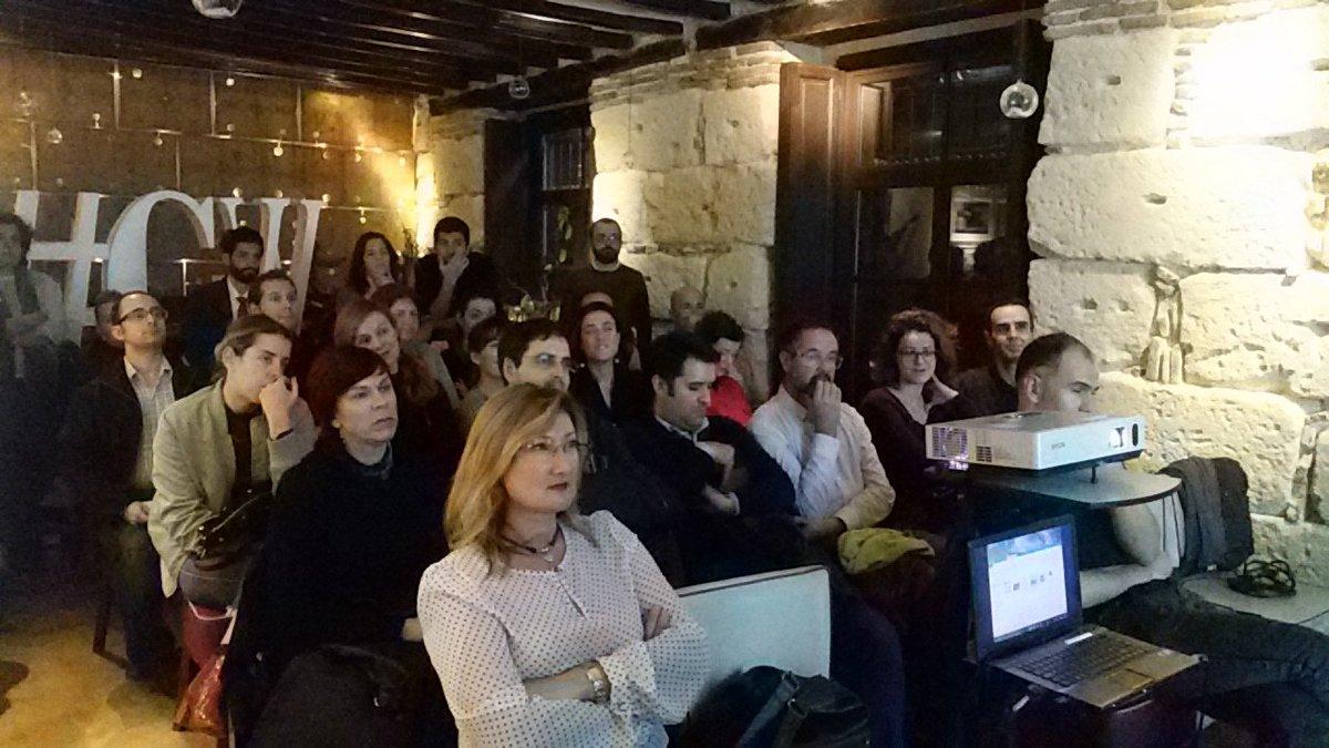 evento after work emprendedores como nosotros coworking eoi cartagena cartonlab