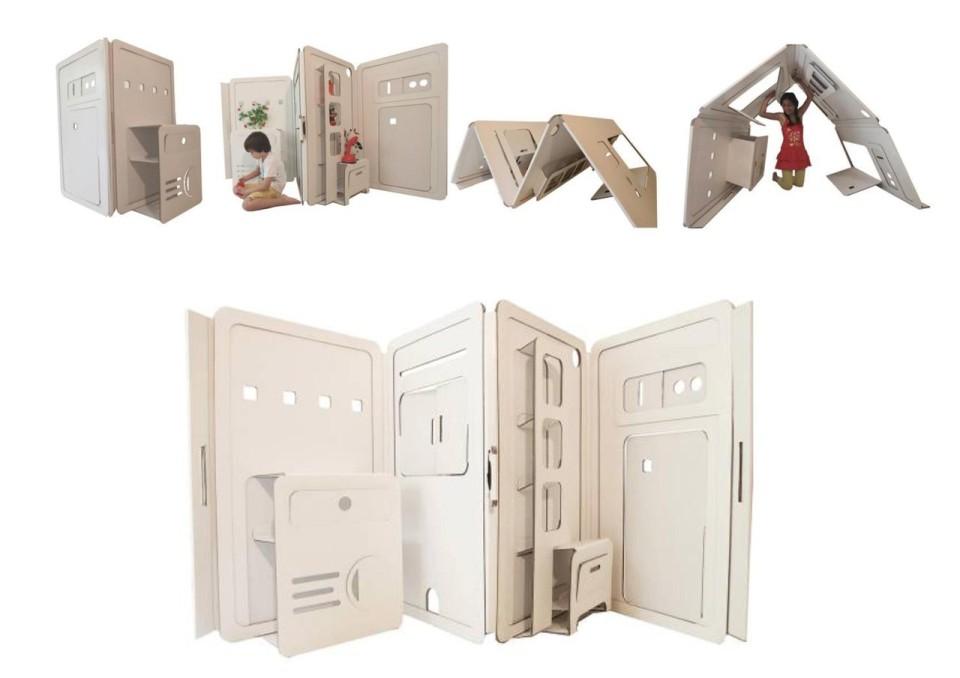 myspace casitas de cartón originales