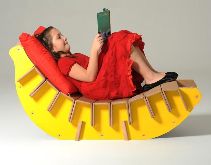 eco and you BONITA banana chair