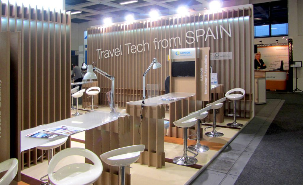 stand empresas españolas turismo berlin