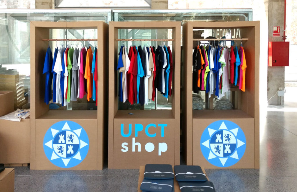 pop up shop upct armarios
