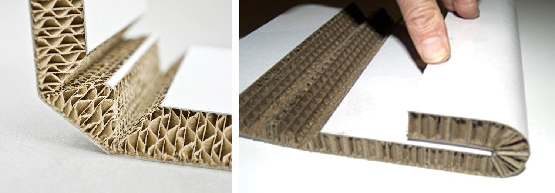 xanita carton cardboard panel