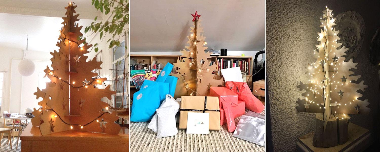 Árbol de navidad ejemplos de decoracion