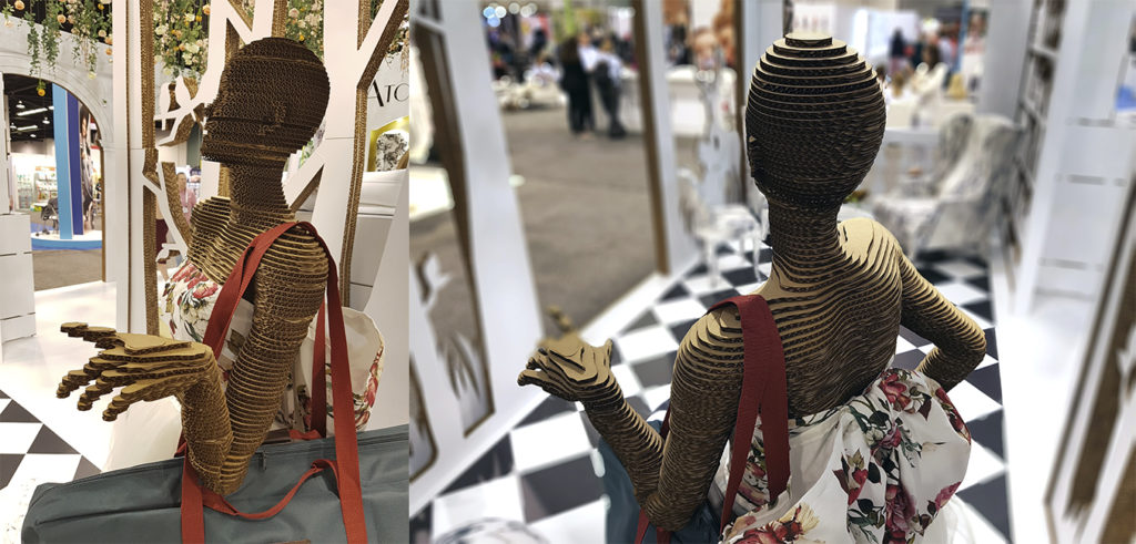 mannequin cardboard maniquí de cartón maniquies carton dockadot cartonlab ippolito fleitz