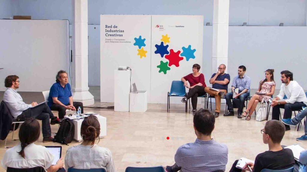 red industrias culturales creativas ied madrid fundacion santillana