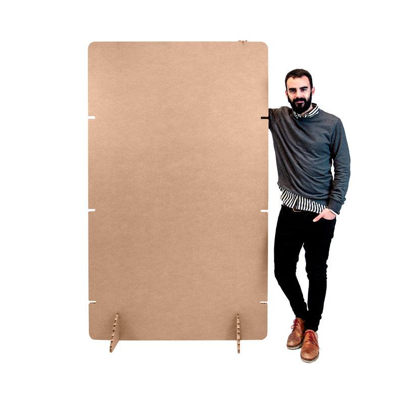 panel hunter carton proporcion