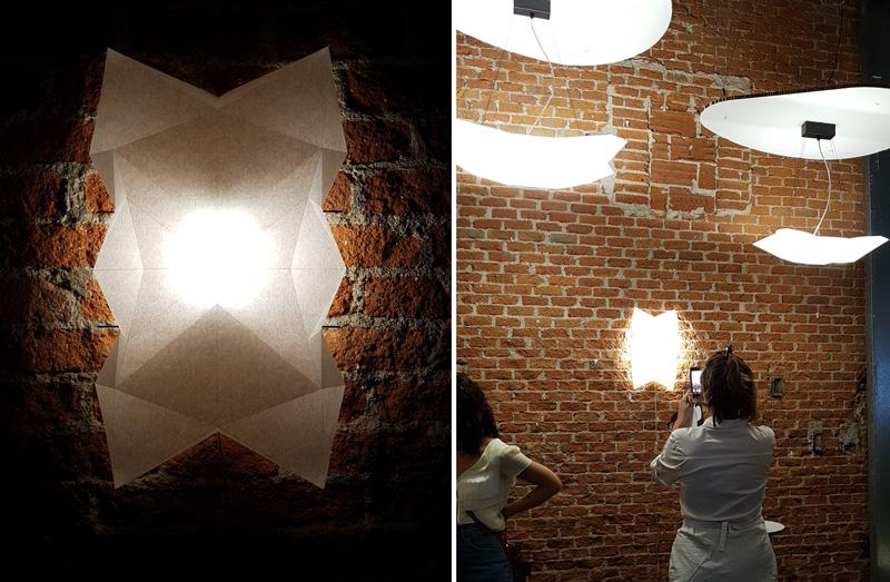 Lámparas de Verónica Light