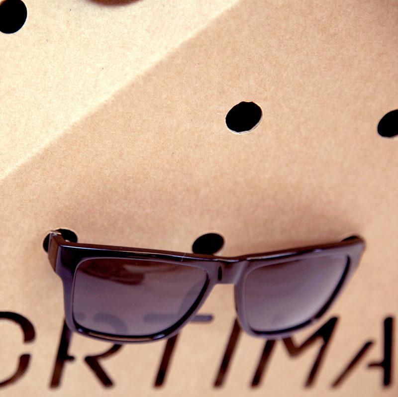 expositor gafas Mortima detalle