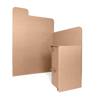 stand networking carton