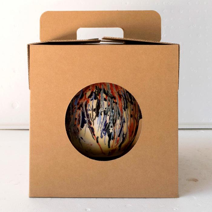 Aspecto exterior del diseño de packaging personalizado