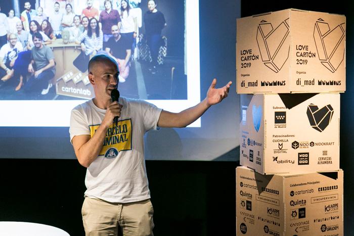Nacho Bautista explica resultados curso Love Cartón