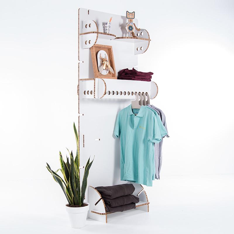 Panellone panel expositivo ropa