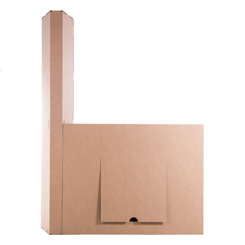 stand mostrador totem carton