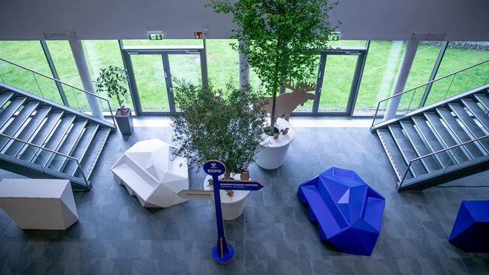 Zona de descanso. Diseño eventos hoteles.