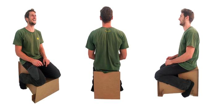 Ejemplos de silla Upright!