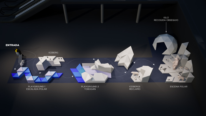 elements included in the project for decoration