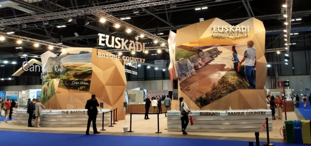 Stand Euskadi 2021 rocas